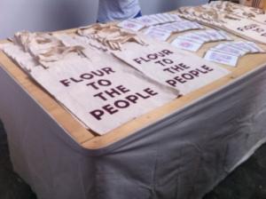 flour carry bags