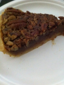 pecan pie from Bakewell & Co