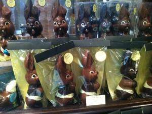 Koko Black's bunny range